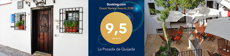 Booking 9,5 awards